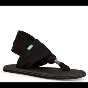 Sanuk•Yoga Slingback Sandal